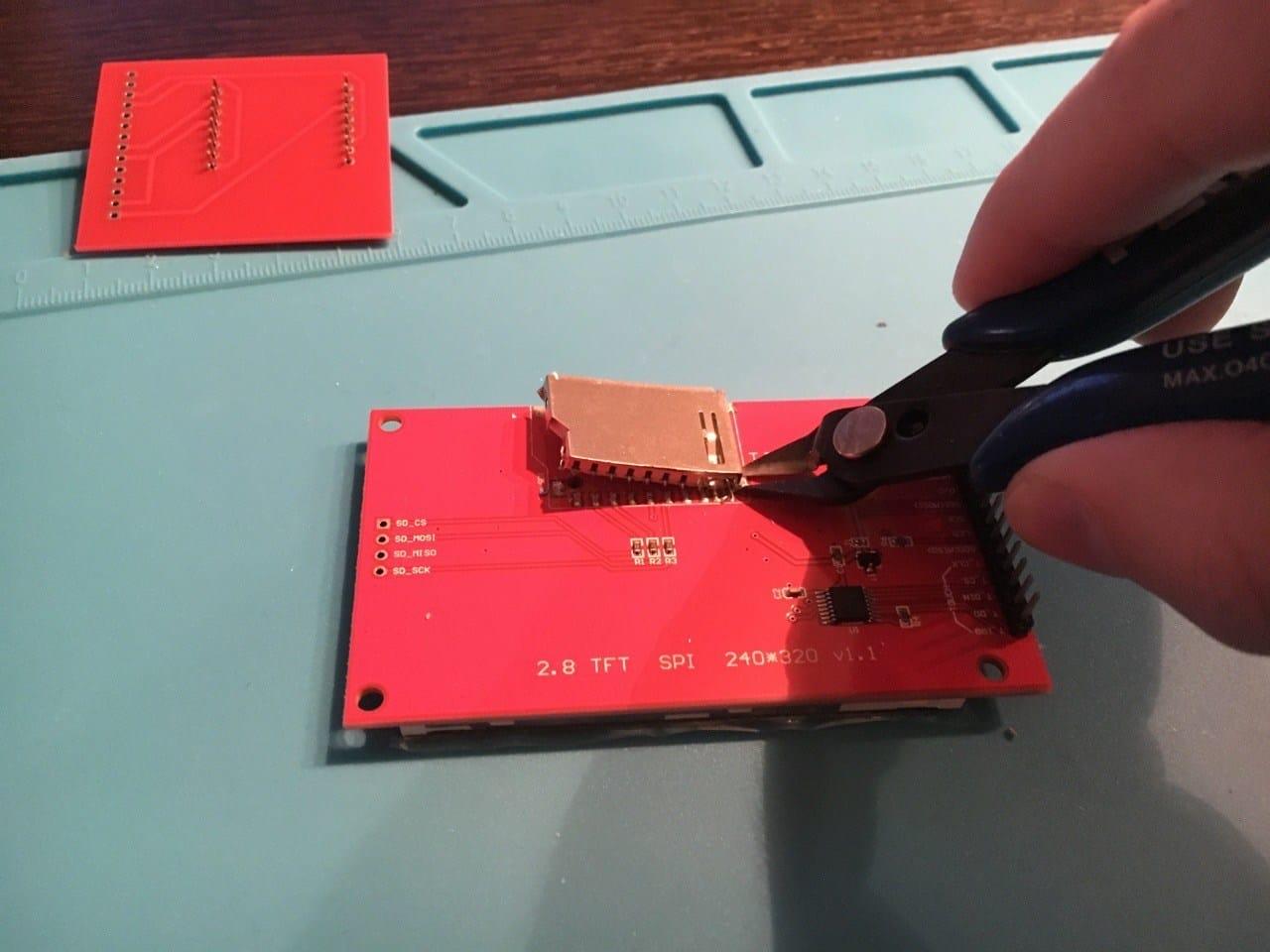 WiFi Color Display Kit -